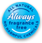 Always Fragrance Free